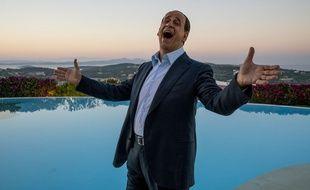 Toni Servillo dans Silvio et les autres de Paolo Sorrentino