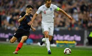 Harry Kane a délivré Wembley face à la Croatie.