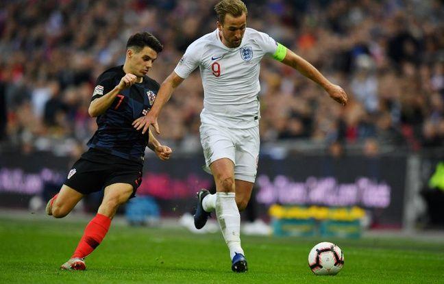 VIDEO. Ligue des Nations: L'Angleterre se qualifie in extremis pour le Final Four face à la Croatie