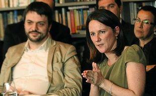 Johanna Rolland a présenté son projet lundi à Nantes