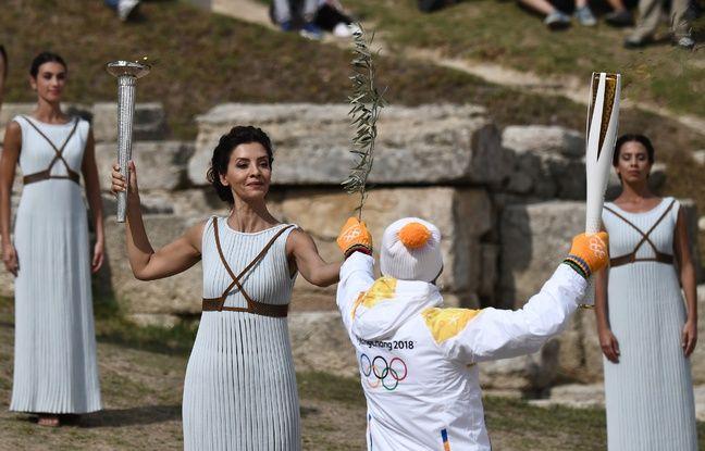 nouvel ordre mondial | JO d'hiver 2018: La flamme olympique allumée ce mardi à Olympie