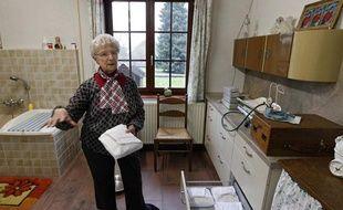 la Maison de naissance de Lucette Visée-Maton en Belgique à La Louvière près de Mons.