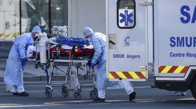 Plus de 900 cas de Covid-19 et au moins 71 décès dans les Pays-de-la-Loire