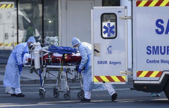 Coronavirus en Pays-de-la-Loire: Plus de 900 cas et au moins 71 décès, pas de pic brutal «pour le moment»