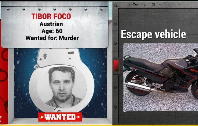 La vidéo d'Europol sur Tibor Foco.