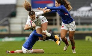 Lors de la dernière rencontre entre les deux équipes, le 21 novembre 2020 à Twickenham, l'Angleterre s'était imposée sur la France grâce à une pénalité à la dernière minute (25-23).