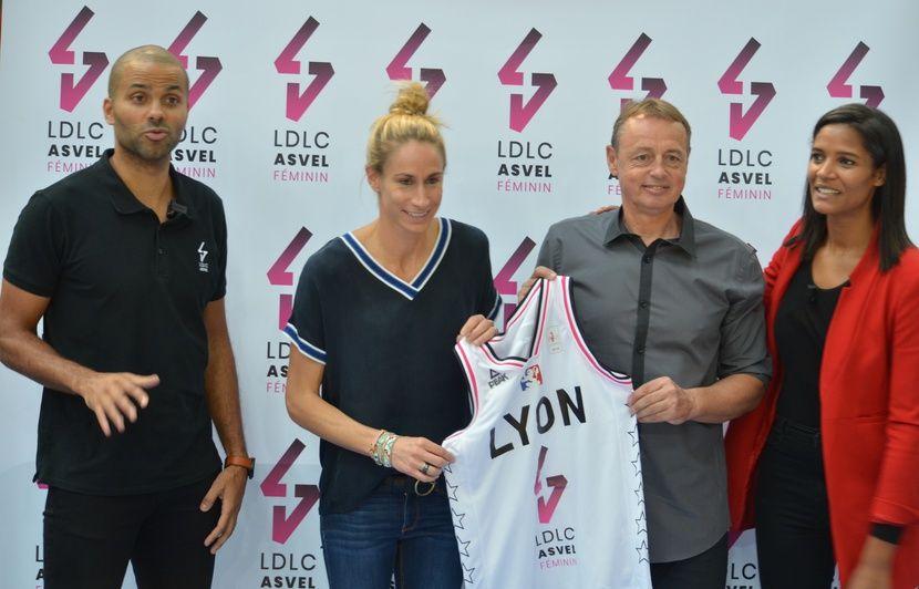 « Petit Poucet » ou candidate au Final Four, comment Lyon Asvel Féminin aborde-t-elle l'Euroligue ?