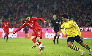 Le Bayern et le Borussia Dortmund reprennent le chemin des terrains ce week-end