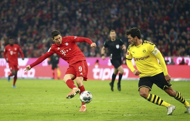 Dortmund-Bayern EN DIRECT : La Bundesliga pliée dès ce soir?... Suivez le Klassiker avec nous dès 18h