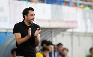 Xavi de retour au Barça?