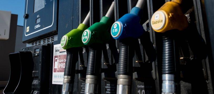 Les prix du carburant en augmentation depuis plusieurs semaines. (Illustration)