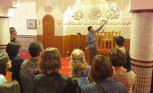 Dans la mosquée de Nantes