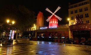 Le Moulin Rouge rouvrira ses portes au public à la rentrée de septembre.