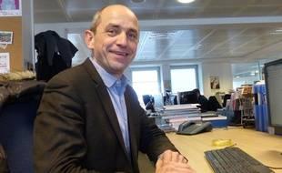 Pierre Larrouturou, fondateur du parti Nouvelle donne