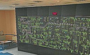 Le réseau est surveillé de près.