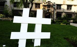 Le hashtag, un nouveau mot à la mode.