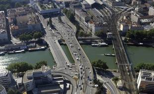 Des travaux sont à prévoir cette semaine à Lyon sur le pont de la Brasserie.