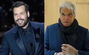 La série serait née de la ressemblance entre Laurent Lafitte et Bernard Tapie