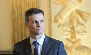 Frédéric Potier, le délégué interministériel à la lutte contre le racisme, l'antisémitisme et la haine anti-LGBT.