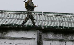 Une prison aux Philippines.