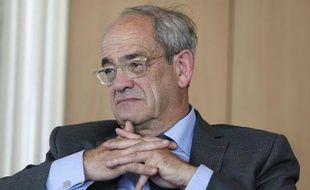 Patrice Gélinet, membre du CSA, président de la mission langue française et francophonie.