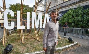 Nicolas Hulot, au festival Climax à Bordeaux le 7 septembre 2019.