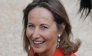 Ségolène Royal, le 12 septemebre 2012, à Paris.