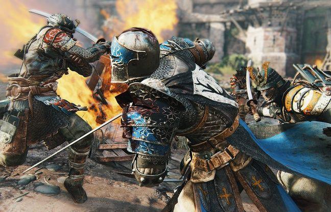 For Honor d'Ubisoft sera très prochainement disponible en streaming par le biais de la Nvidia Shield TV.