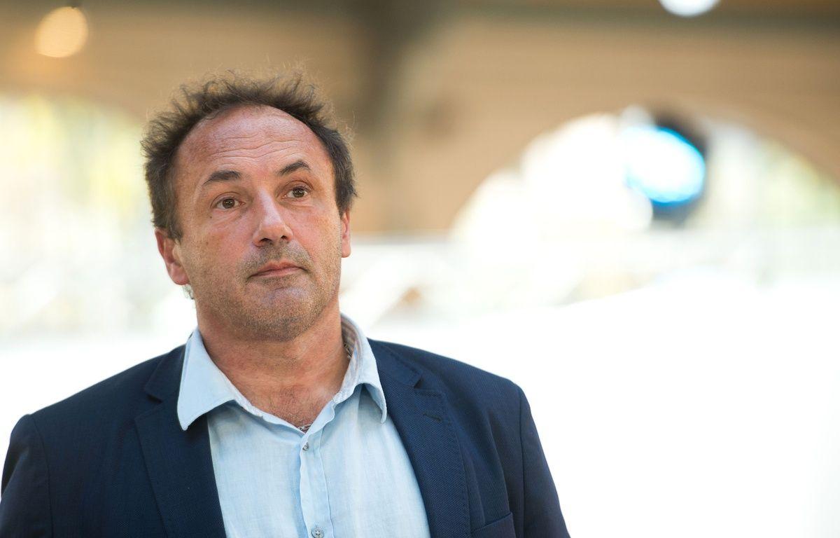 Ludovic Le Moan, le patron de l'entreprise Sigfox, implantée à Labège. – SIPA
