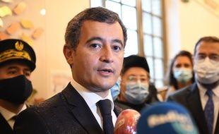 Gérald Darmanin, le 27 septembre 2020 à Paris.