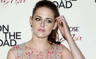 Kristen Stewart à New York le 12 décembre 2012 pour l'avant première du film On The Road.