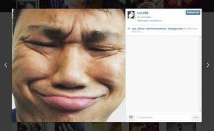 Une photo de Dai Jianyong postée sur son compte Instagram