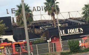 Les discothèques du  Milk et du Folies ont été ravagées par les flammes dans la nuit du 12 au 13 septembre à Montpellier. Le Heat a également été touché, dans une moindre mesure