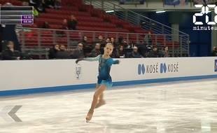 Cette patineuse de 13 ans réalise un exploit inédit - Le Rewind