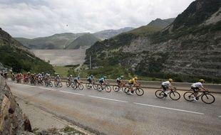 Dernière étape de montagne dans ce Tour de France 2017.