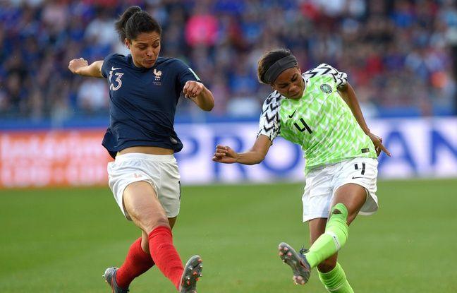 France - Nigeria / Coupe du monde féminine EN DIRECT. Des Bleues pas très inspirées