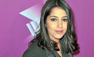 Leïla Bekthi est la marraine de la semaine spéciale théâtre de France Télévisions.