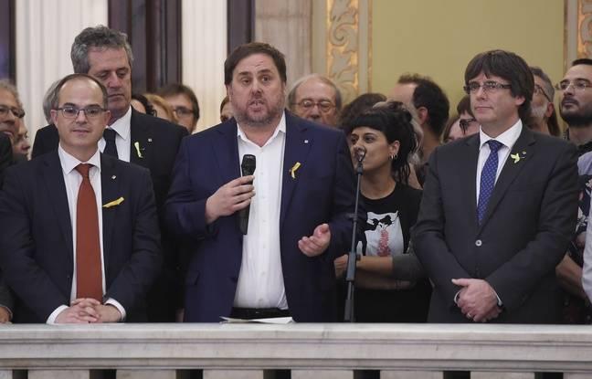 Espagne: Un indépendantiste catalan empêché de sortir de prison pour prendre ses fonctions d'eurodéputé