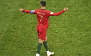 Ronaldo a eu chaud