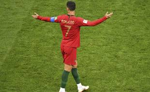 Ronaldo a raté un péno face à l'Iran.