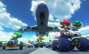 Comment devient-on champion du monde de Super Mario Kart (Illustration)