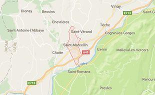 Le drame est survenu ce jeudi à Saint-Marcellin en Isère.