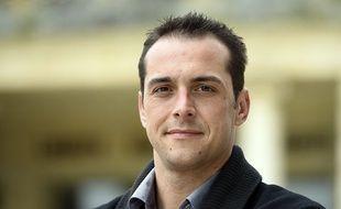 Le maire frontiste du Pontet (Vaucluse), Joris Hébrard.
