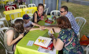 Du 10 au 16 juillet, le parc d'attractions littéraires se déroulera au parc Georges-Valbon à La Courneuve et aura pour thème les éléments composant notre univers. Les enfants pourront alors découvrir la littérature en s'amusant. 18.000 personnes sont attendues.