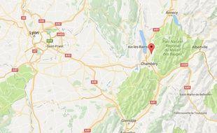 La commune de Mery, en Savoie.
