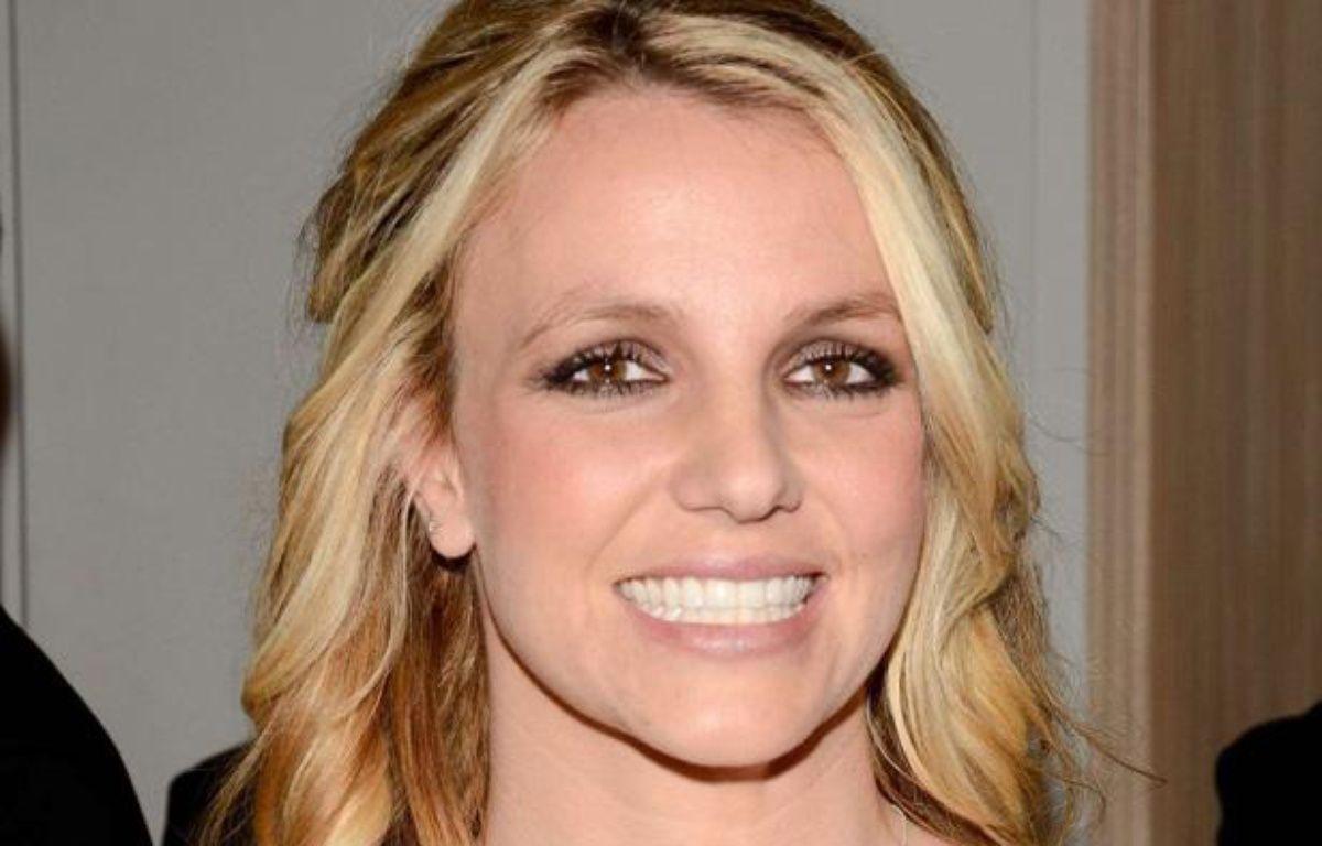 Britney Spears à Beverly Hills, en février 2012. – MARCOCCHI GIULIO/SIPA