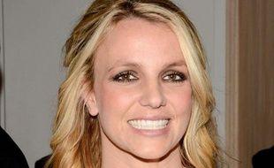 Britney Spears à Beverly Hills, en février 2012.