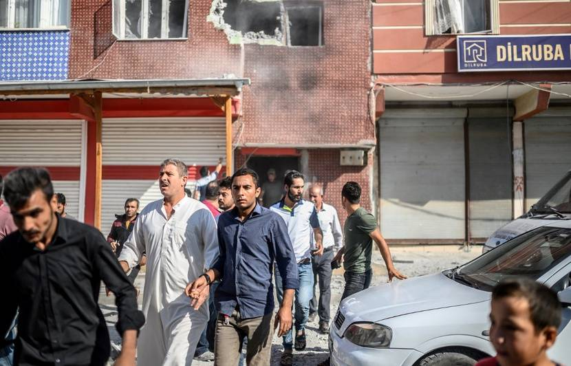 Offensive turque contre les Kurdes : Les autorités kurdes réclament un « couloir humanitaire » pour évacuer les civils