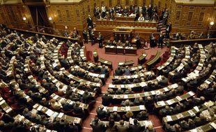 Illustration du Sénat français.
