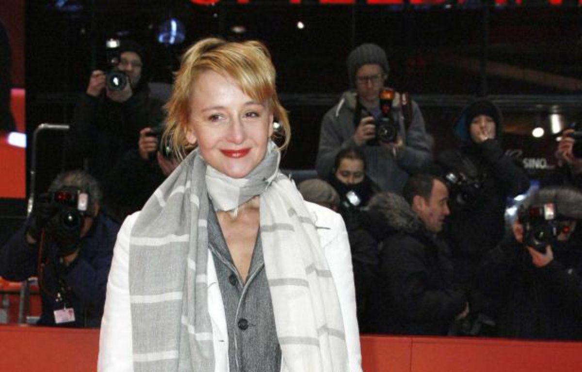 Susanne Lothar le 15 février 2011 à Berlin. – JAMES COLDREY/AGENCY